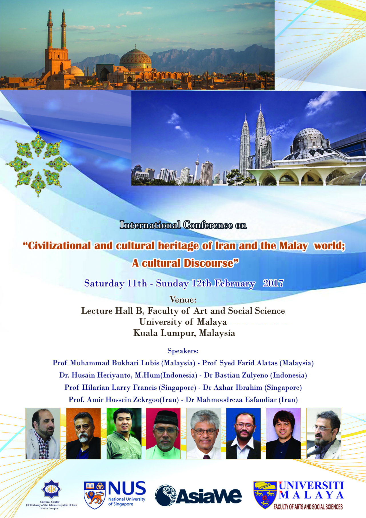 "International Conference On: ""Civilization and Cultural"